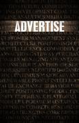 Stock Illustration of advertise