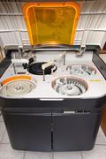 biochemical analyzer - stock photo