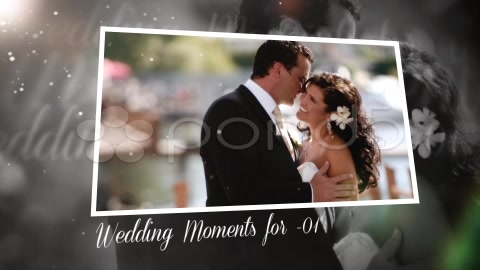 After Effects Project - Pond5 My Wedding Album 29378454