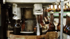 Beer manufacturing 01 Stock Footage