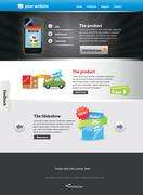 Designers toolkit - web graphic collection Stock Illustration