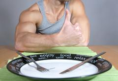 healthy diet - stock photo