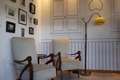 Decorative Seating Area Stock Photos