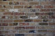 Stock Photo of Brick Wall Texture