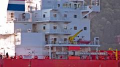 Ship Bridge - stock footage