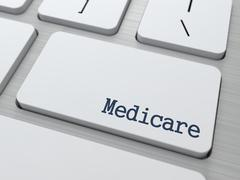 Medicare.  Medical Concept. - stock illustration
