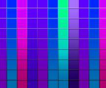 Violet squares texture background Stock Illustration