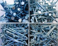 Nails - stock photo