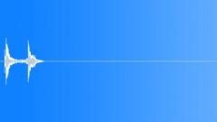 Glass Shard, Drop On Concrete Floor, 05 - sound effect