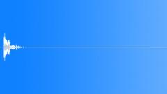 Glass Shard, Drop On Concrete Floor, 09 - sound effect