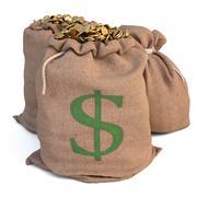 bags - stock illustration