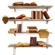 shelf - stock illustration