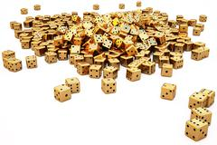 dice - stock illustration
