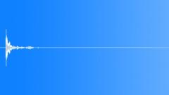 Glass Shard, Drop On Concrete Floor, Break - sound effect