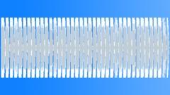 Robot Thinking 2 Sound Effect