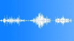 Styrofoam, Stresses Under Pressure Sound Effect