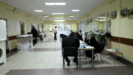 Stock Video Footage of The elections of the President Of The Russian Federation