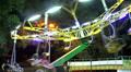 night amusement park 8 HD Footage