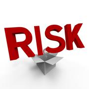 Risk Stock Illustration