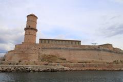 Fort saint-jean Stock Photos