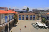 Stock Photo of plaza de la catedral