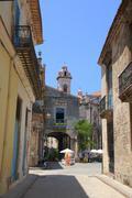Street in havanna Stock Photos