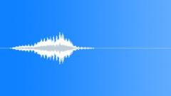 Strange Flyby Sound Effect