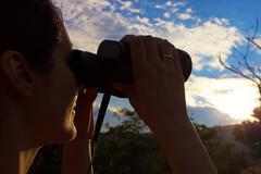 Stock Photo of Sunset