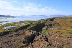Thingvellir Stock Photos