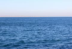 Stock Illustration of red sea