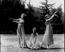 1920 - Freestyle Dancing 02 Stock Footage