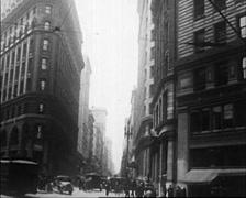 1922 - San Francisco Buildings 03 Stock Footage