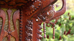 Chines Ornaments-clip2 - stock footage