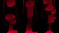 Lava Lamp Stock Footage