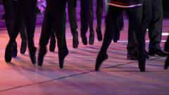 Ballet Performance Art HD Stock Footage