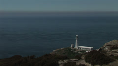 South Stack lighthouse Stock Footage