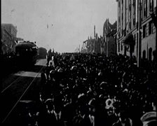 1915 - PanamaPacific International Exposition 01 Stock Footage