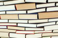 Stock Photo of Books pile