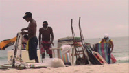 Stock Video Footage of 0144-Rio-Brazil-Beach-Copacabana-Ipanema-Culture-People-Lifestyle