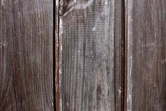 Weather-beaten wooden boards Stock Photos