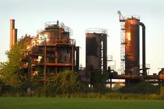 Historic Gasworks Park, Seattle, USA Kuvituskuvat