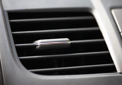 Automobile ilmastointilaite Kuvituskuvat