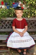 Bavarian tradition - stock photo