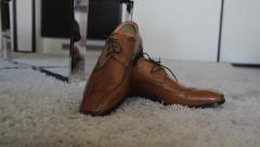 Shoes 004 Stock Footage