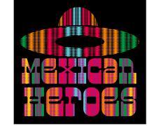 Mexican sombrero hat vector art Stock Illustration