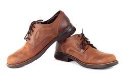 Stock Photo of men shoe