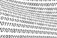 Stock Photo of binary code as futuristic background