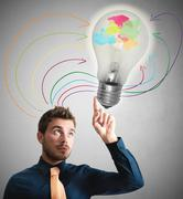 Idea Stock Illustration