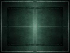 Abstract dark futuristic geometric background Stock Photos