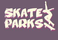 Urban skate spirit vector art Stock Illustration
